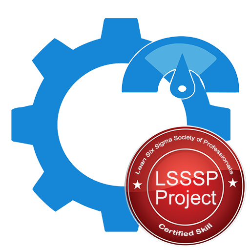 Overall Equipment Effectiveness 'Certified Skill' certificate by LSSSP