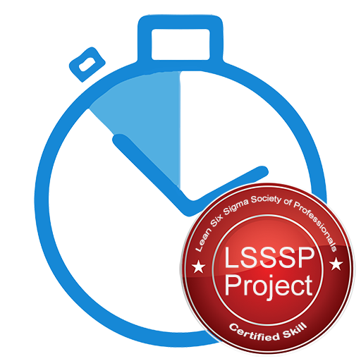 Quick Changeover / SMED 'Certified Skill' certificate by LSSSP